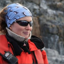 Anja Erdmann – Expedition Operating Manager – Poseidon Expeditions